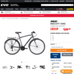 Reid City 1 Bike - $296.66 (with Code, Delivered) @ EvolutionCycles