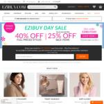 40% off Full Priced Styles @ Ezibuy