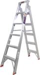 Aluminium Ladder $40, Storage Tub $1, 5L Gas Can $4 @ Bunnings Warehouse