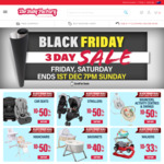 10-50% off Car Seats, Strollers, Highchairs + More @ Baby Factory