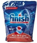 Finish All in 1 Max 48s Regular $6.97 Delivered @ The Warehouse