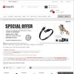 Free USB Data Charge Sync Bracelet Cable Delivered from Zapals (New Registrants)