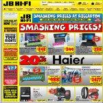 Smashing Prices - Acer INTEL i7 Notebook $898 Save $501. Huawei P9 Lite $399 Save $100 + Lots More @ JB Hi-Fi