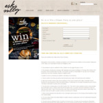 Win a Dinner Party at Your Place from Esk Valley