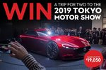 Win a Trip for Two to The 2019 Tokyo Motor Show from WhichCar.com.au