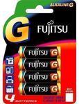 Fujitsu AlkalineG AA Batteries 4-Pack $1.14 Delivered @ PB Tech