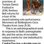 Win a Double Pass to Meremere from The Dominion Post