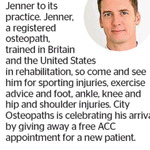 Win an Appointment at City Osteopaths (Worth $62) from The Dominion Post (Wellington