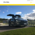 $50 off Tesla Model X Rides @ Eliterides