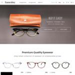 5% off Eyewear @ Framesbuy