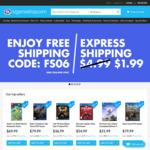 Free Shipping @ nzgameshop.com