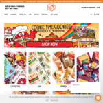 Get a Free Bag of 500g Triple Chocolate Chunk When Purchase over $30 (+FBSHIP for Free Shipping) @ Cookie Time