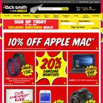 10% off Apple Mac, 20% off Samsung Monitors | Free Delivery >$99 @ Dick Smith