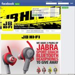 Win Jabra Bluetooth Headphones JB Hi-Fi
