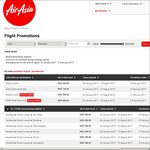 AirAsia: Thailand on sale from $279 OW, Malaysia from $259