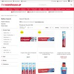The Warehouse - Colgate Triple Action 80g/Cavity Protection 90g - $0.97 (Store Pick up)