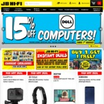 Samsung Galaxy S8 Plus $1299 / iPhone SE $449 / GoPro Hero 5 $498 + More @ JB Hi-Fi