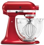50% off KitchenAid Stand Mixer KSM170 Candy Apple Red (Now $575, Usually $1149) @ Smith & Caughey's