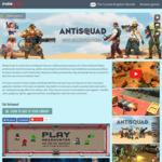 [PC DRM-Free] Free Antisquad (Normally $5.99 USD) @ Indiegala