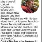 Win a Double Pass to Hear Various Trombonists from The Dominion Post (Wellington)