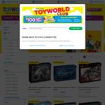 20% off All LEGO @ Toyworld