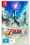 Legend of Zelda Skyward Sword HD $79 @ JB HI-Fi (or $56.10 Price Beat @ The Warehouse + Coupons + Zip Pay)