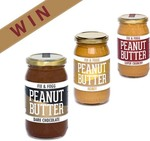 Win 1 of 5 Fix & Fogg Peanut Butter Prize Packs (Valued at $32.50 Each) from This NZ Life