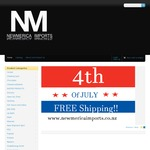 Newmerica Imports - Free Shipping and 15% Discount Code