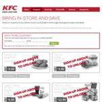 Gimme 5 $9.90 (5 Pieces of Original Recipe and Regular Chips) @ KFC