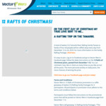 Win a Rafting Adventure Family Package (Worth $160) from Vector Wero