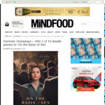 Win 1 of 10 Double Passes to 'On The Basis of Sex' from Mindfood