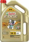Castrol Edge 5W-30 5 Litre $43.59 (Was $96.88) | Castrol MAGNATEC 10W-40, 6 Litre $33.29 (Was $73.99) @ Supercheap Auto