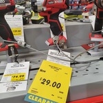 Ozito Impact Driver and 13mm Drill Skins $29 @ Bunnings Petone