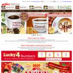 2021 BROOK'S LUCKY BAG 43% off on Drip Bag Coffee and Japanese Green Tea Set ¥5405 / NZ$73.78 @ BrooksCafe
