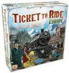 Ticket to Ride Europe Board Game $51.99 ($41.99 with Code) / Settlers of Catan Boardgame $49.95 ($39.95 with code) @ The Market