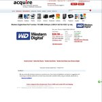 Western Digital 1TB 8MB 5400rpm 2.5inch SATA3 HDD - $35.18 + Shipping @ Acquire