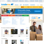 Trademe No Success Fee for Items Listed in the Sports Category