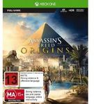 Assassins Creed Origins + Rainbow 6 Siege for $9.95 @ The Warehouse