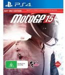 PlayStation 4 Moto GP 15 $7 @ Noel Leeming