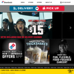 Value Range Pizzas $3.99 (Today 11am-3pm) @ Domino's