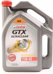 Castrol GTX Ultraclean 15W-40 4L $19 (Was $44.99) @ Repco ($17.10 @ The Warehouse via 10% Price Promise)