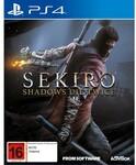 [PS4, Xbox] $29 - Sekiro: Shadows Die Twice @ EB Games