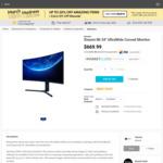 "Xiaomi 34"" UWQHD Curved Ultrawide Gaming Monitor $603 + Shipping @ The Market"
