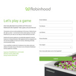 Guess How Many Jellybeans and Go into The Draw to Win a Full Robinhood Laundry Suite