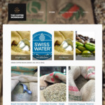 25% & 20% off ($20 Min Spend) Roasted or Green Coffee Beans (1KG Roasted for $27 Shipped) @ The Coffee Workshop