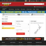 $5 Free Credit @ SuperCheap Auto [Club+ Members]