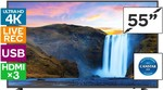 "Dick Smith 55"" 4K LED TV (Ultra HD) - $608.00 Delivered"