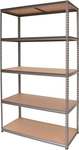 Montgomery 5 Tier Shelving Unit 2090x1200x540 $69 (was $190) @ Bunnings