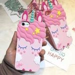 Free Shipping Unicorn Case Phone Cover for iPhone 6/7/8/X/Plus (USD $4.74) NZD $6.92 with 5% OFF Sitewide @ LenaGaga