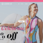 20% off NZ Designed 'eco-conscious' Wetsuits for Women (Pre-Order) @ Gemma Lee Suits